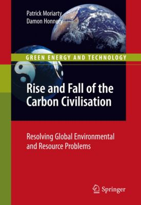 Green Energy and Technology: Rise and Fall of the Carbon Civilisation, Patrick Moriarty, Damon Honnery