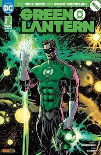 Green Lantern - Pfad in die Finsternis -  pdf epub