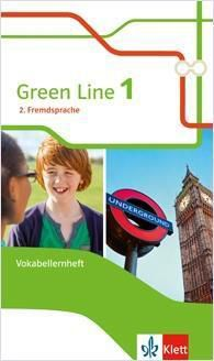 Green Line. Ausgabe 2. Fremdsprache ab 2018: Green Line 1. 2. Fremdsprache