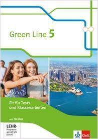 Green Line, Bundesausgabe ab 2014: .5 9. Klasse, Fit für Tests und Klassenarbeiten mit CD-ROM und Lösungen
