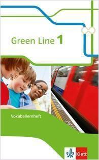 Green Line, Bundesausgabe ab 2014: Bd.1 5. Klasse, Vokabellernheft