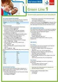 Green Line, Bundesausgabe ab 2014: Bd.1 5. Klasse, Auf einen Blick (G8 und G9)