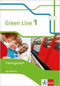 Green Line, Bundesausgabe ab 2014: Bd.1 5. Klasse, Das Trainingsbuch mit Audio-CD