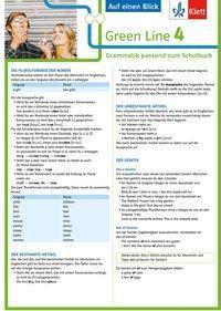 Green Line, Bundesausgabe ab 2014: Bd.4 8. Klasse, Auf einen Blick