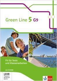 Green Line G9, Ausgabe ab 2015: .5 9. Klasse, Fit für Tests und Klassenarbeiten mit CD-ROM