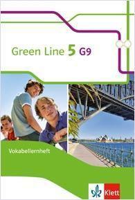 Green Line G9, Ausgabe ab 2015: Bd.5 9. Klasse, Vokabellernheft