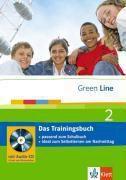 Green Line, Neue Ausgabe für Gymnasien: Bd.2 Klasse 6, Das Trainingsbuch m. Audio-CD