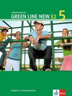 Green Line New (E2): Bd.5 Schülerbuch, 5. Lernjahr