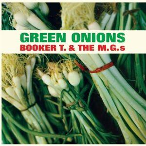 Green Onions + 2 Bonus Tracks (Ltd., T.& The M.G.S Booker