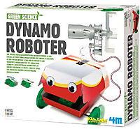"""Green Science """"Dynamo Roboter"""", Experimentierset - Produktdetailbild 1"""
