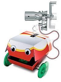 """Green Science """"Dynamo Roboter"""", Experimentierset - Produktdetailbild 2"""