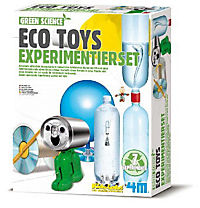 "Green Science ""Eco Toys"", Experimentierset - Produktdetailbild 1"