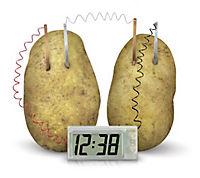 "Green Science ""Kartoffeluhr"", Experimentierkasten - Produktdetailbild 3"