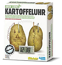 "Green Science ""Kartoffeluhr"", Experimentierkasten - Produktdetailbild 2"
