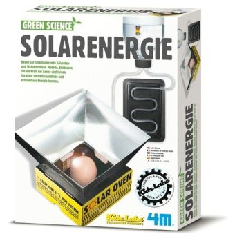 Green Science, Solarenergie (Experimentierkasten)
