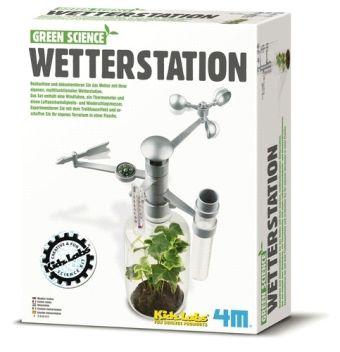 Green Science, Wetterstation (Experiementierkasten)