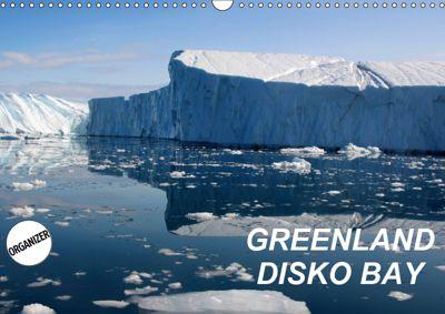 GREENLAND DISKO BAY (Wall Calendar 2019 DIN A3 Landscape), Armin Joecks