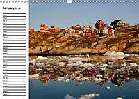 GREENLAND DISKO BAY (Wall Calendar 2019 DIN A3 Landscape) - Produktdetailbild 1