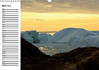 GREENLAND DISKO BAY (Wall Calendar 2019 DIN A3 Landscape) - Produktdetailbild 4