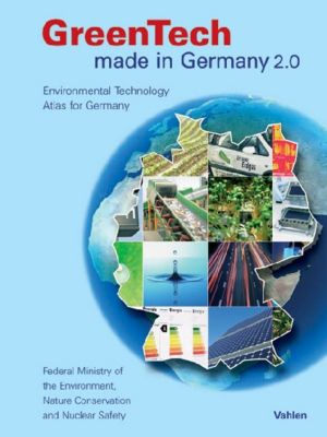 GreenTech Made in Germany 2.0, English Edition, w. CD-ROM