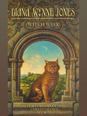 Greenwillow Books: Witch Week, Diana Wynne Jones