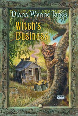 Greenwillow Books: Witch's Business, Diana Wynne Jones
