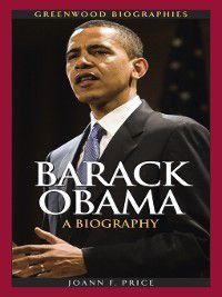 Greenwood Biographies: Barack Obama, Joann Price