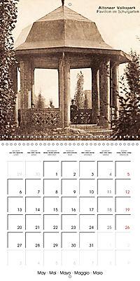 Greetings from old Hamburg - Historic views of the city (Wall Calendar 2019 300 × 300 mm Square) - Produktdetailbild 5