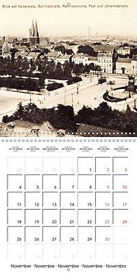 Greetings from old Hamburg - Historic views of the city (Wall Calendar 2019 300 × 300 mm Square) - Produktdetailbild 11
