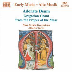 Gregorian.Gesänge-Adorate Deum, Turco, Nova Schola Gregoriana