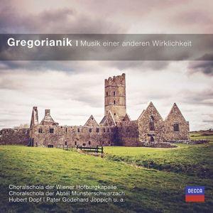 Gregorianik - Musik einen anderen Wirklichkeit, Anonymus