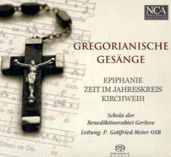 Gregorianische Gesänge, 1 Super-Audio-CD (Hybrid)