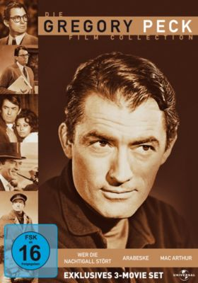 Gregory Peck Collection, Mary Badham,philip Alford Gregory Peck