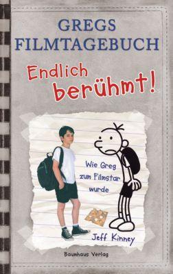 Gregs Filmtagebuch - Endlich berühmt! - Jeff Kinney |