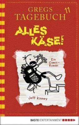 Gregs Tagebuch 11 - Alles Käse!, Jeff Kinney