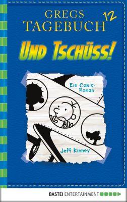 Gregs Tagebuch 12 - Und tschüss!, Jeff Kinney