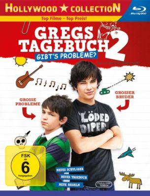 Gregs Tagebuch 2 - Gibt's Probleme?, Gabe Sachs, Jeff Judah, Jeff Kinney