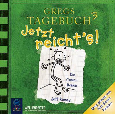 Gregs Tagebuch 3 Jetzt reicht's!, Jeff Kinney