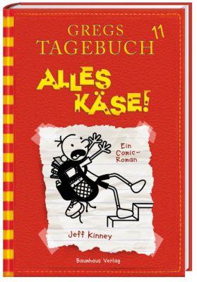 Gregs Tagebuch - Alles Käse!, Jeff Kinney