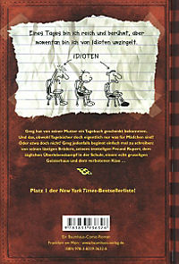 Gregs Tagebuch Band 1: Von Idioten umzingelt! - Produktdetailbild 2