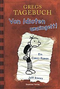 Gregs Tagebuch Band 1: Von Idioten umzingelt! - Produktdetailbild 1