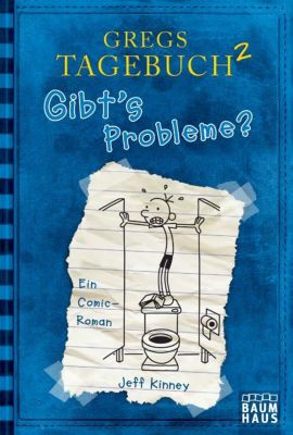 Gregs Tagebuch Band 2: Gibt s Probleme?, Jeff Kinney