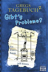 Gregs Tagebuch Band 2: Gibt s Probleme? - Produktdetailbild 1