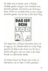 Gregs Tagebuch Band 4: Ich war s nicht! - Produktdetailbild 2