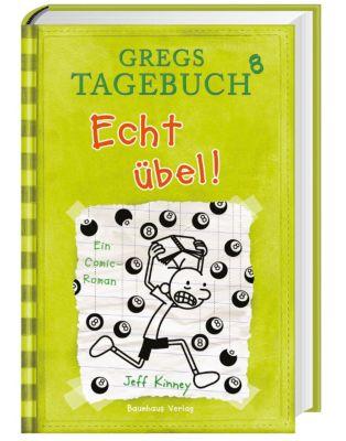 Gregs Tagebuch Band 8: Echt übel!, Jeff Kinney
