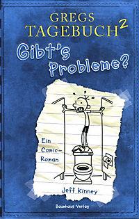 Gregs Tagebuch - Gibt's Probleme? - Produktdetailbild 1