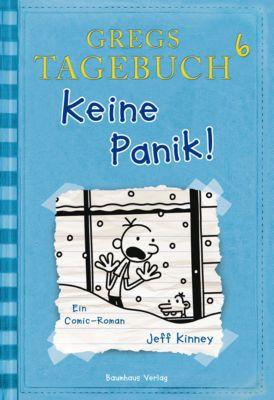 Gregs Tagebuch - Keine Panik! - Jeff Kinney |