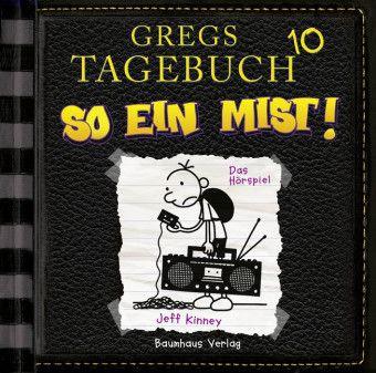 Gregs Tagebuch - So ein Mist!, 1 Audio-CD, Jeff Kinney