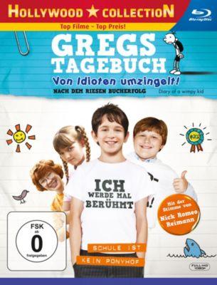 Gregs Tagebuch - Von Idioten umzingelt!, Jackie Filgo, Jeff Filgo, Gabe Sachs, Jeff Judah, Jeff Kinney