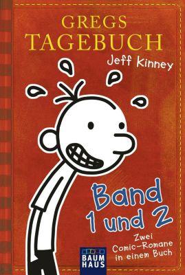 Gregs Tagebuch - Von Idioten umzingelt! / Gregs Tagebuch - Gibt's Probleme? - Jeff Kinney |